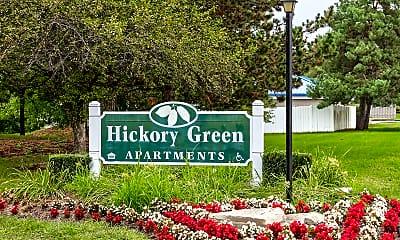 Community Signage, Hickory Green, 2