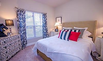 Bedroom, Apartments at Shade Tree, 2