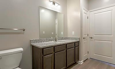 Bathroom, 12th and Wedgewood, 1