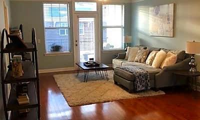 Living Room, 2310 Elliott Ave, 1