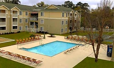 Pool, Lakeshore Heights, 1
