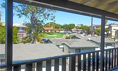 Patio / Deck, 301 Avenida Del Mar G, 1