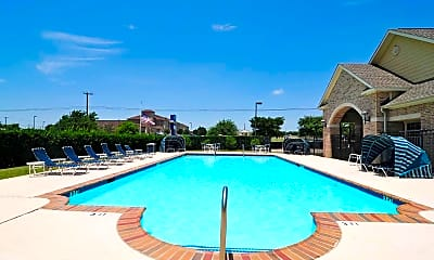 Pool, The Brookside Apartments, 0