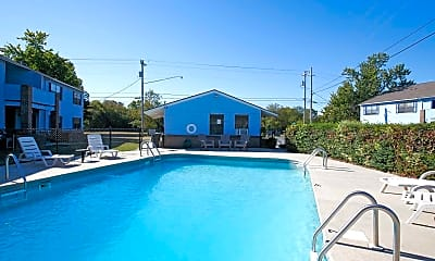 Pool, Foxboro, 1
