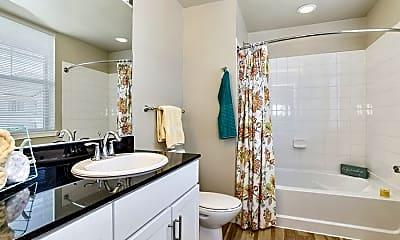 Bathroom, 3645 S Dallas St, 1
