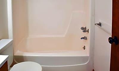 Bathroom, Opechee Garden Apartments, 2
