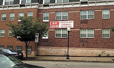 Collington Commons Apartments, 1