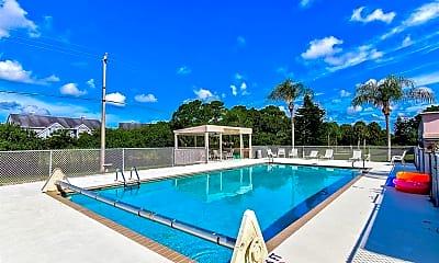 Pool, 175 Boundary Blvd 5B, 2