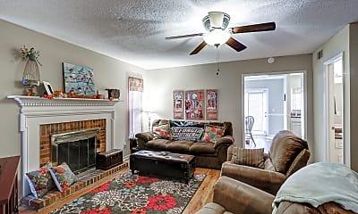 Living Room, Hendley Properties, 1