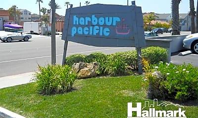 Community Signage, 17162 Pacific Coast Hwy, 1