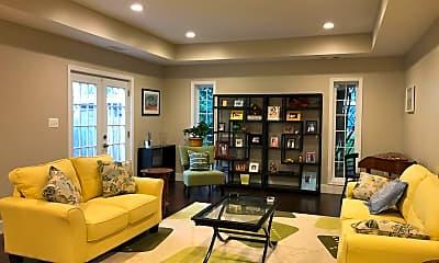 Living Room, 1830 Anderson Rd BEDROOM, 0