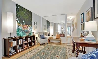 Living Room, 46 James St, 1