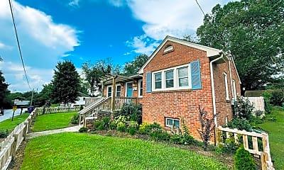 Building, 223 Fayetteville St, 1