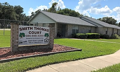 Smith Thomas Court Apartments, 1