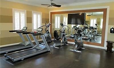 Fitness Weight Room, 11371 Merado Peak Dr, 2