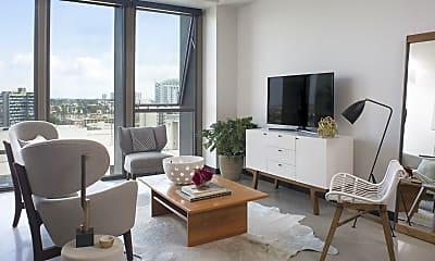 Living Room, 100 Long Beach Blvd, 1