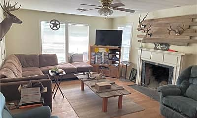 Living Room, 1871 FM158, 1