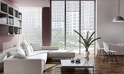 Living Room, Bel-Aire, 0
