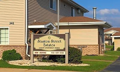 Stanton Street Estates, 1