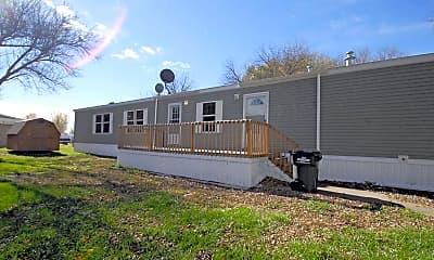 Building, Edwardsville Village, 0