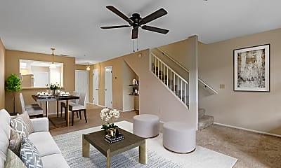 Living Room, 617 Northbridge Dr, 1