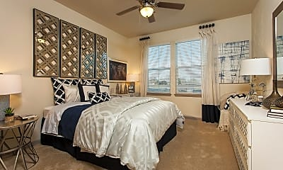Bedroom, Harvest Station Apartments, 2