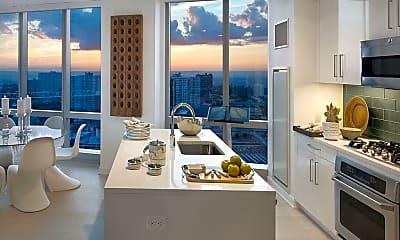 Kitchen, 105 park Avenue, 1