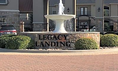 Legacy Landing, 1