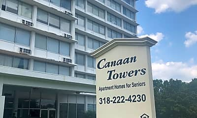Canaan Towers Apartments, 1