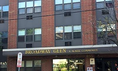 Broadway Glen Apartments, 1