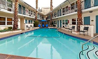 Pool, 2021 Olive, 1