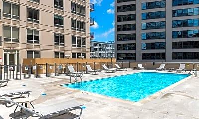 Pool, 1111 S Wabash Ave 1909, 1