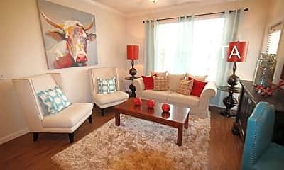 Living Room, 5707 Tpc Parkway, 2