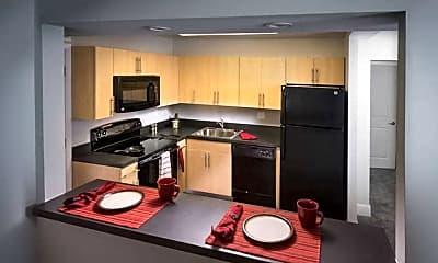 Kitchen, Sophia's Place, 2