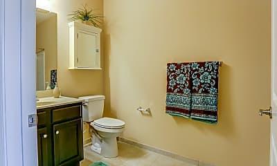 Bathroom, Albertson Village, 2