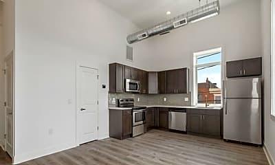 Kitchen, 1705 Jackson St 3, 1