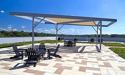 Recreation Area, Lofts on Michigan, 2