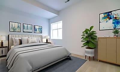Bedroom, 1242 N Taney St A, 1