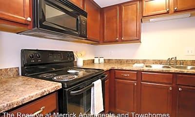 Kitchen, 3300 Montavesta Road #2101, 2
