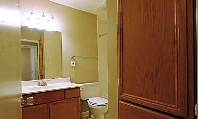 Bedroom, Crystal Creek Park, 2