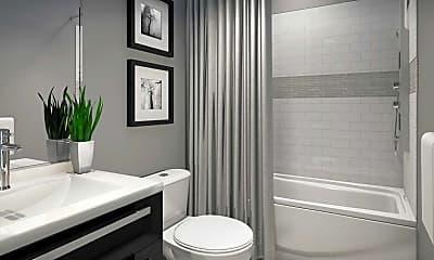 Bathroom, 410 Shurs Lane, 2