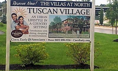 Tuscan Village Residential Buildings/Garage/Pool, 1