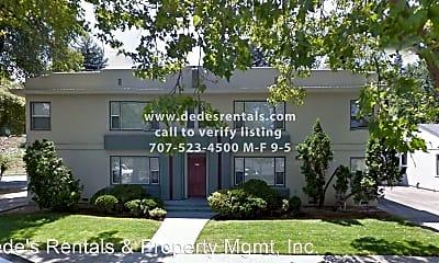 Community Signage, 823 Washington St, 0