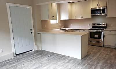 Kitchen, 1706 Grove St, 1