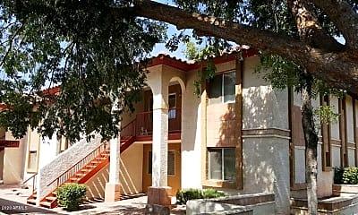 Building, 510 W University Dr, 1
