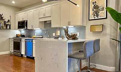 Kitchen, 33 Condor St, 1