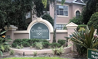 Commons Apartments, 1