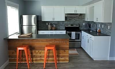 Kitchen, J3 Apartments, 0