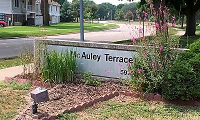 Mc Auley Terrace Apartments, 1