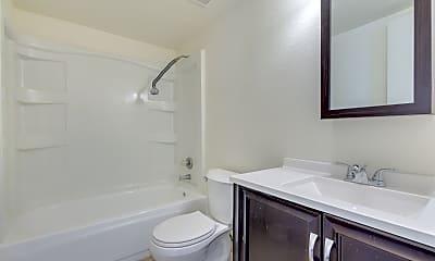 Bathroom, 35 N May, 101, 2